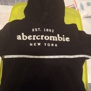 Abercrombie and Fitch sweatshirt size Boy XL soft